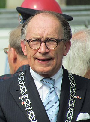 Fred de Graaf - Image: Fred de Graaf, april 2011