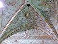 Fresques couvrant la voûte d'une petite chapelle (Vieux).jpg