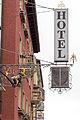 Friedrichshafen - Schild Hotel Buchhorner Hof 001.jpg