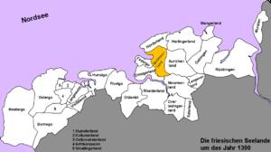 Brokmerland - The Frisian coastal area around the year 1300