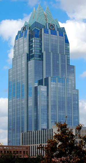 Frost Bank Tower - The Frost Bank Tower