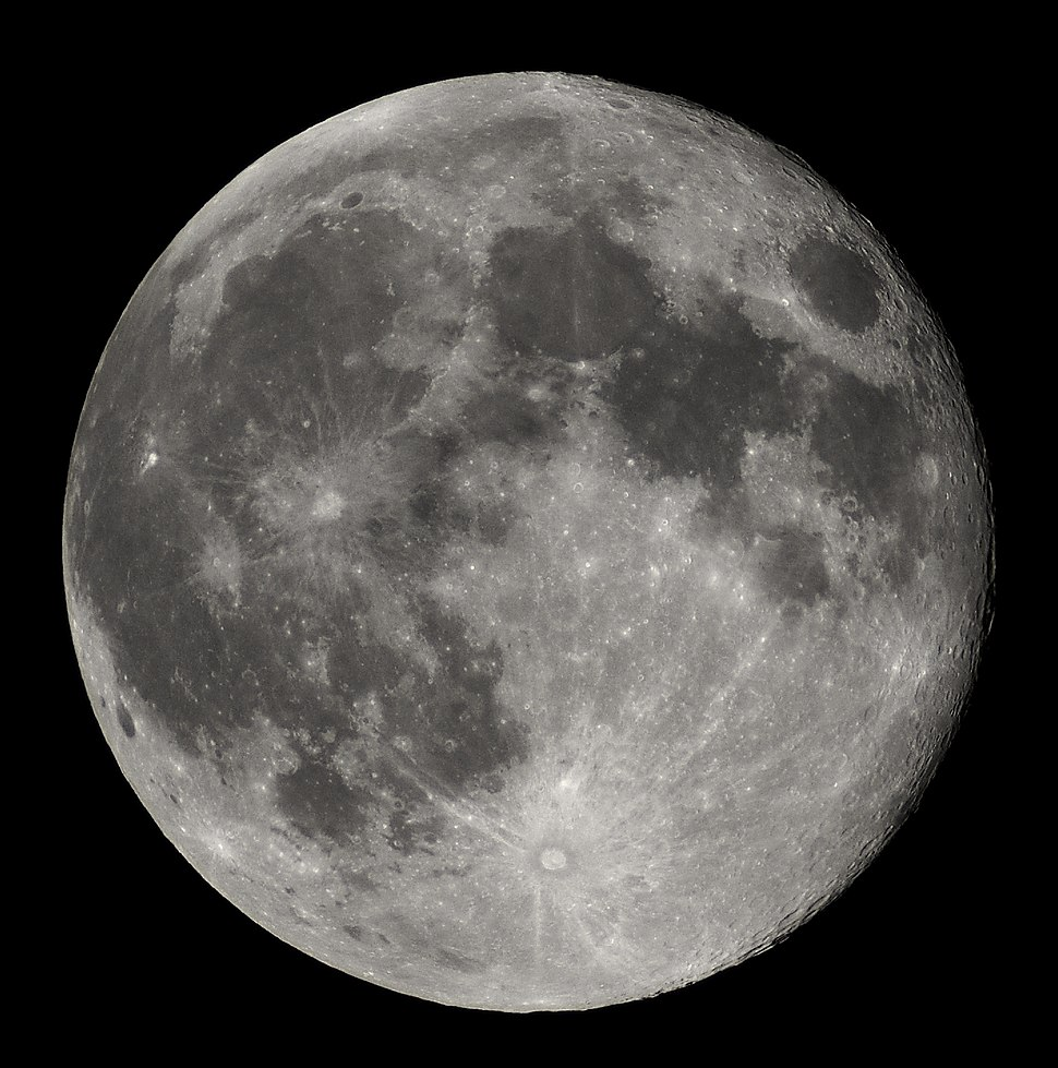 Full Moon Luc Viatour