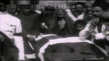 File:Funeral of 26 Baku Commissars, 1920.webm