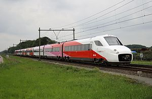 V250 (train) - Image: Fyra V250 4806