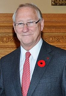 Gérald Tremblay November 2011.jpg
