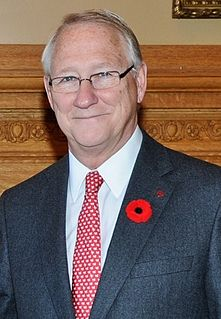 Gérald Tremblay former mayor of Montreal, Quebec (2001-2012)