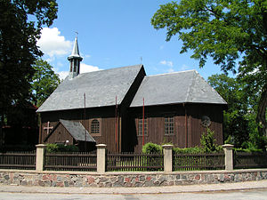 Gąsawa - Saint Nicholas Church