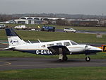 G-CAHA Piper Seneca (23722299502).jpg