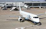 G-FBEG Flybe Embraer ERJ-195 (21545174073).jpg
