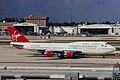 G-VAST 1 B747-41R Virgin Atlantic MIA 27JAN99 (6546317483).jpg