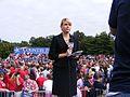 GMU Mason Votes Reporter at Fairfax Rally (2846602224).jpg