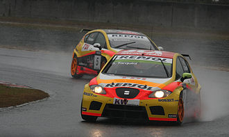 2009 World Touring Car Championship - Gabriele Tarquini won the Drivers' Championship and SEAT won the Manufacturers' Championship.