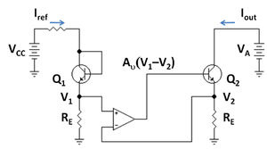 mosfet differential