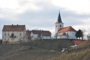 Gaj nad Mariborom - Image: Gaj nad Mariborom