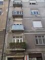 Garage. - Budapest, Józsefváros, Csarnok negyed, Víg utca 22.JPG