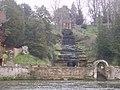 Gardens, Corby Castle - geograph.org.uk - 755201.jpg