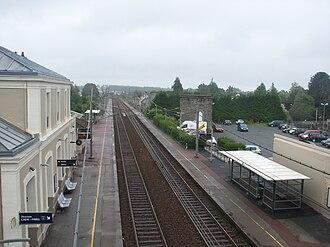 Gare de Valognes - Valognes station