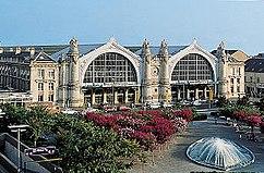 Estación de ferrocarril de Tours (1896-1898)