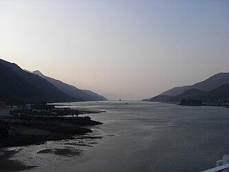 Gastineau Channel near Juneau, Alaska 2.jpg