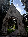 Gateway At Mansfield Cemetery, Nottingham Road, Mansfield, Notts (5).jpg