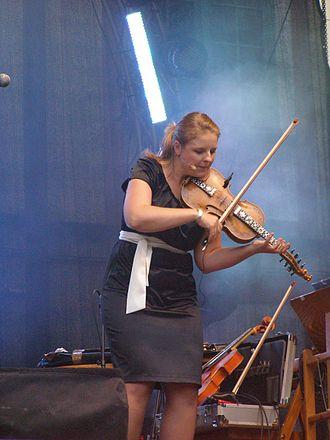 Jorun Marie Kvernberg - Kvernberg in Gdansk 29 July 2010.