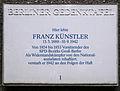 Gedenktafel Elsenstr 52 (Neuk) Franz Künstler.JPG