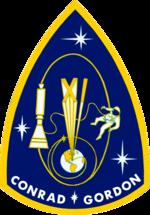 Missionsemblem Gemini 11