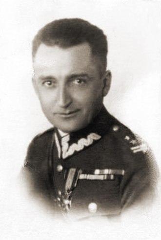 Emil August Fieldorf - Image: Generał August Emil Fieldorf