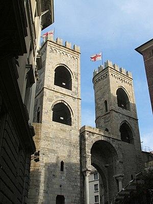 Genova-Porta Soprana-DSCF7083