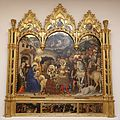 Gentile da Fabriano Adorazione dei Magi 1423 Uffizien Florenz-01.jpg