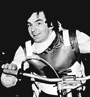 Geoff Bouchard British former motorcycle speedway rider
