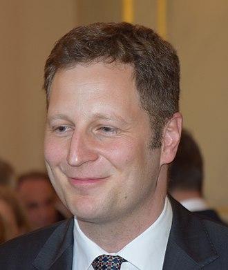 Georg Friedrich, Prince of Prussia - Image: Georg Friedrich Prinz von Preußen 1, Pour le Merite 2014