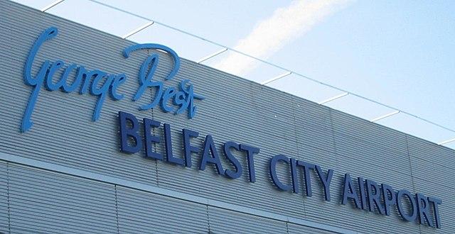 Aéroport George Best de Belfast