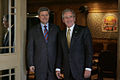 George Bush on April 21, 2008 with the Canadian Prime Minister (1).jpg