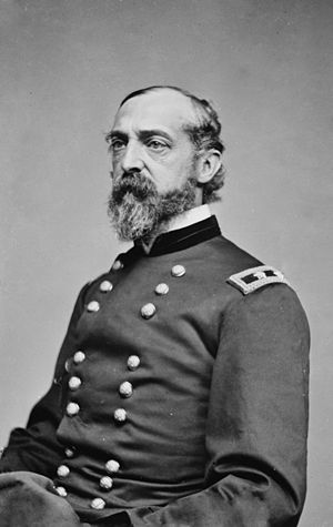 George Meade - Meade photographed by Mathew Brady or Levin C. Handy
