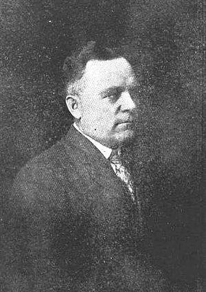 George S. Romney - George S. Romney ca 1917