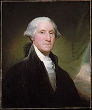 Another painting by Gilbert Stuart in 1795.