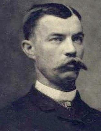 George Wood (baseball) - Image: George Wood (portrait)