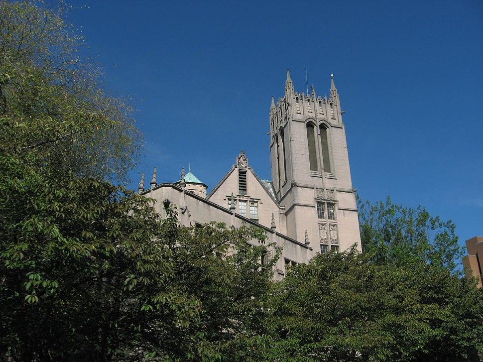 Gerberding Hall, University of Washington, Seattle, Washington