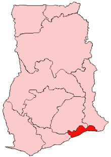 Territory of the Archdiocese of Accra
