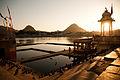 Ghats at Pushkar lake.jpg