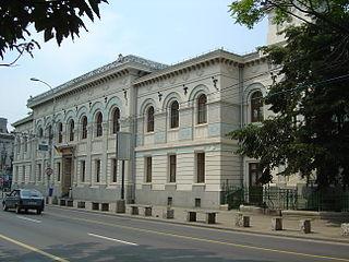 Gheorghe Lazăr National College (Bucharest) high school in Bucharest
