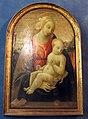 Giacomo pacchiarotti (cerchia), madonna col bambino, fine XV-inizio XVI sec.JPG
