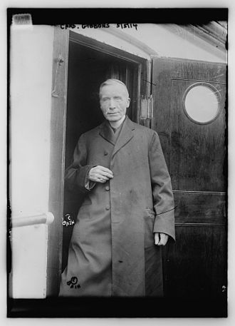 James Gibbons - Gibbons on May 5, 1914