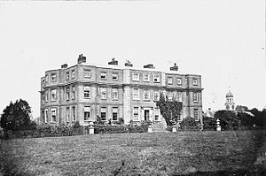 Gidea Hall - Gidea Hall in 1908