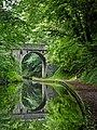 Giffards Cross Bridge near Brewood in Staffordshire (geograph 5813327).jpg