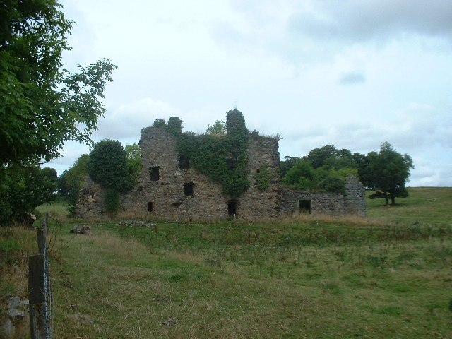 Gight Castle - geograph.org.uk - 51156