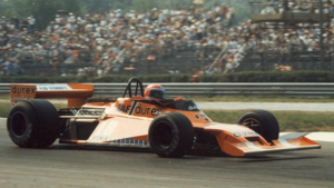 Gimax - Gimax at 1978 Italian Grand Prix