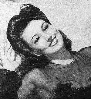 Ginny Simms - Simms, c. 1943