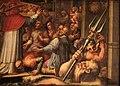 Giorgio vasari e aiuti, eugenio IV sbarca a livorno per rifugiarsi a firenze, 1563-65, 07 nettuno.jpg